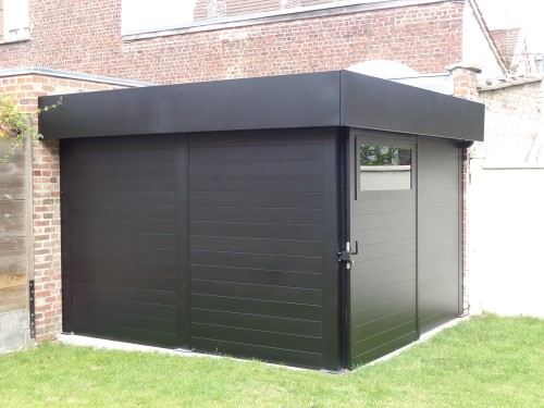 abri de jardin aluminium carport aluminium concept. Black Bedroom Furniture Sets. Home Design Ideas