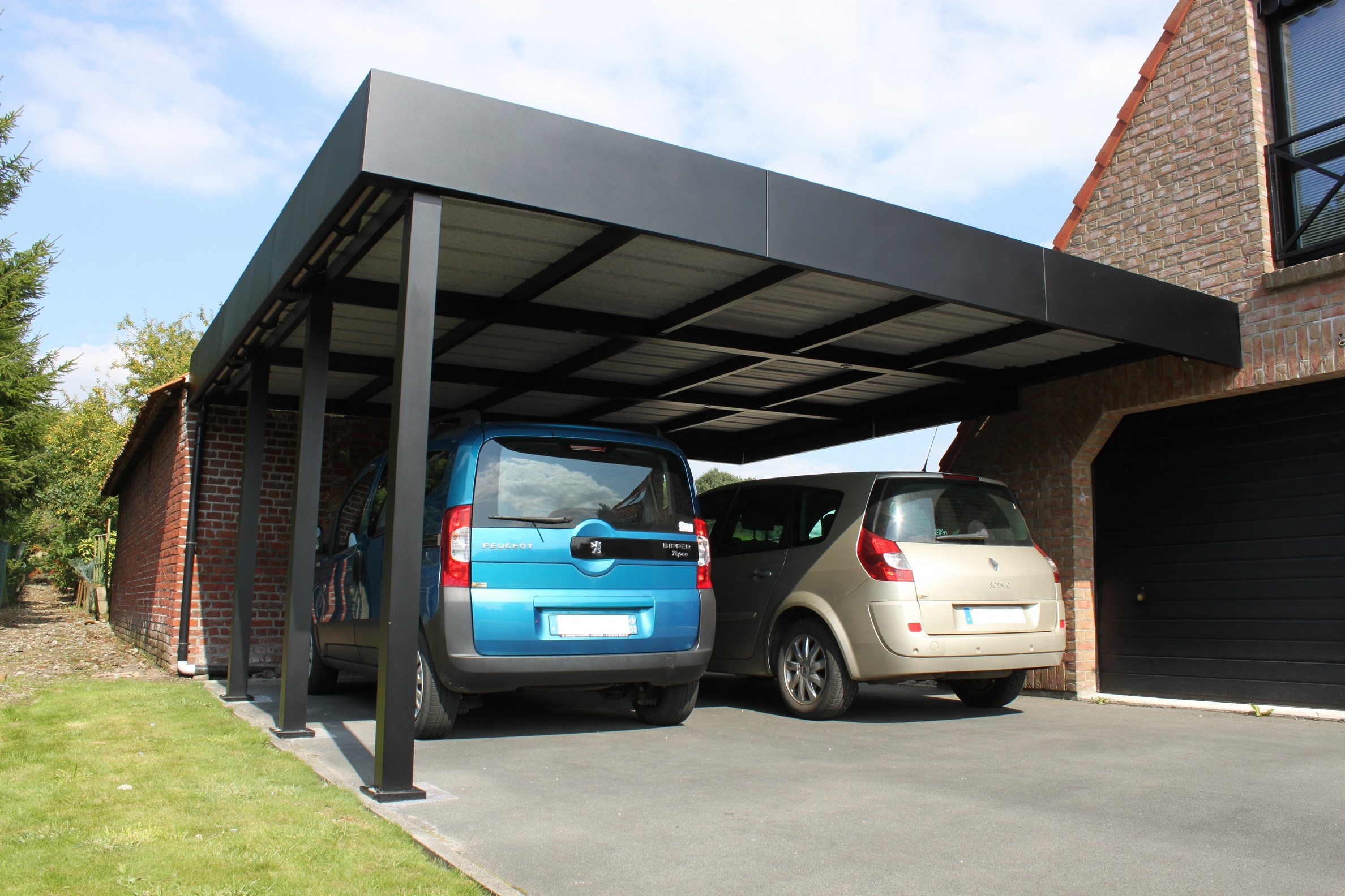 Aluminium archives carport - Garage carport voiture ...