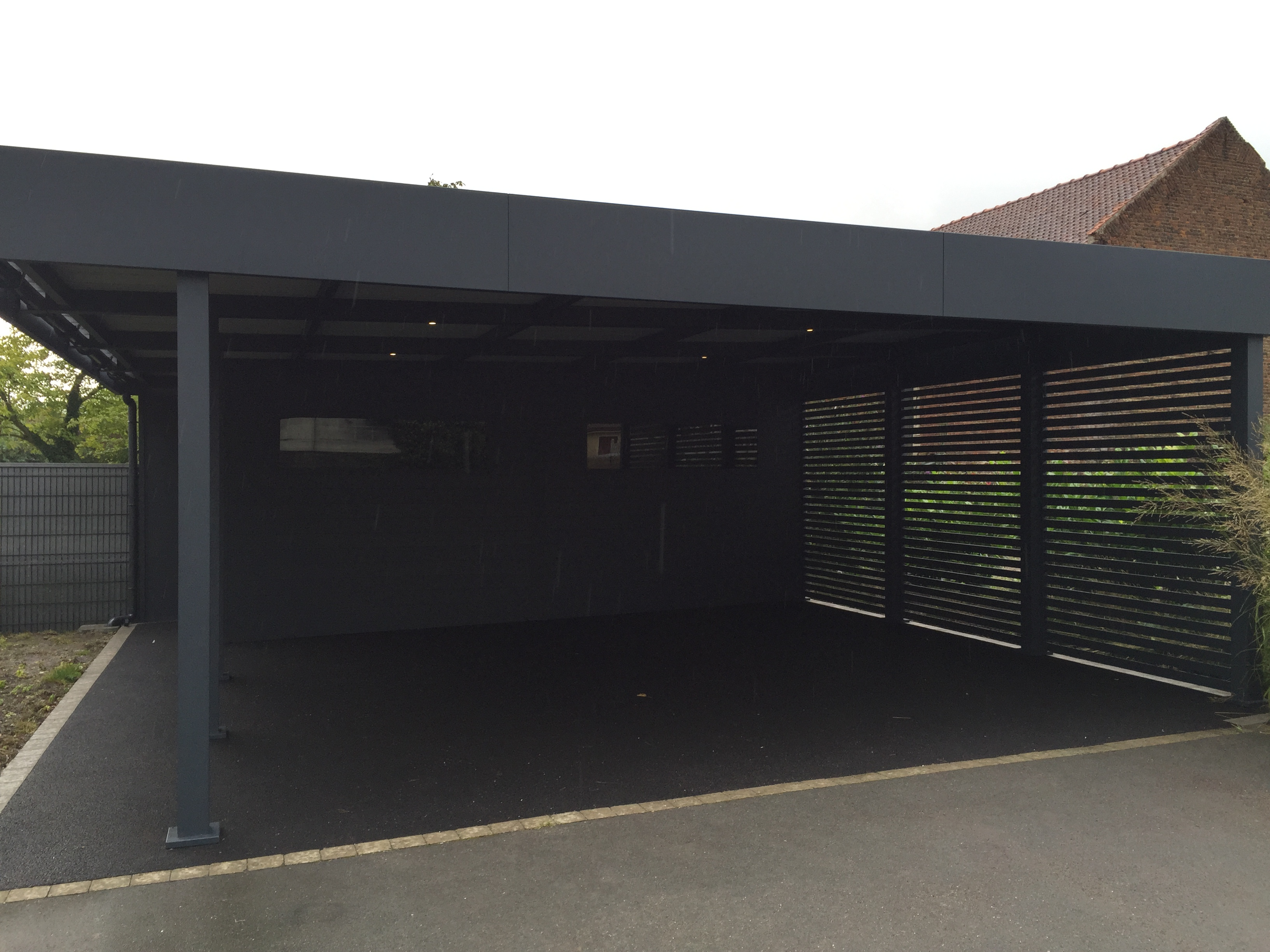 prix carport aluminium maison design. Black Bedroom Furniture Sets. Home Design Ideas