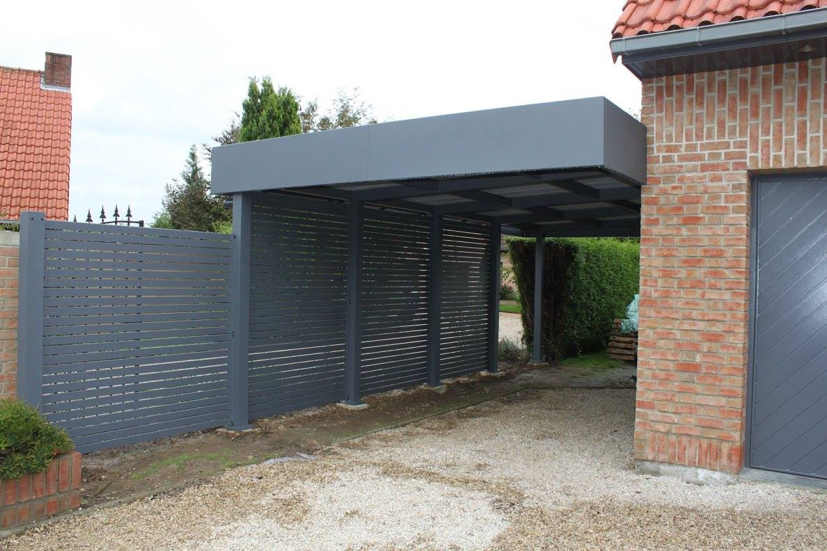 annoeullin le carport aluminium de la semaine carport. Black Bedroom Furniture Sets. Home Design Ideas