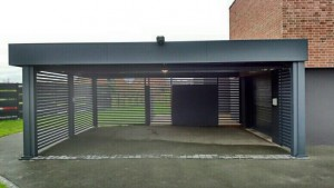aluminium archives carport