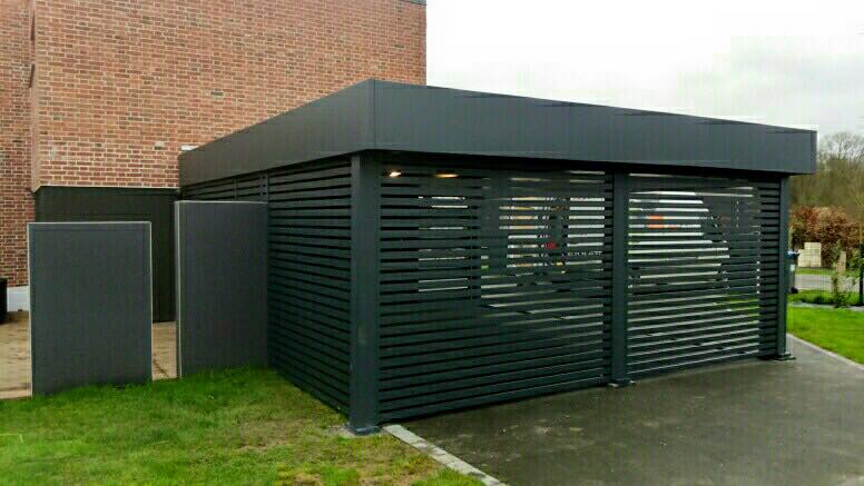 garage archives carport. Black Bedroom Furniture Sets. Home Design Ideas
